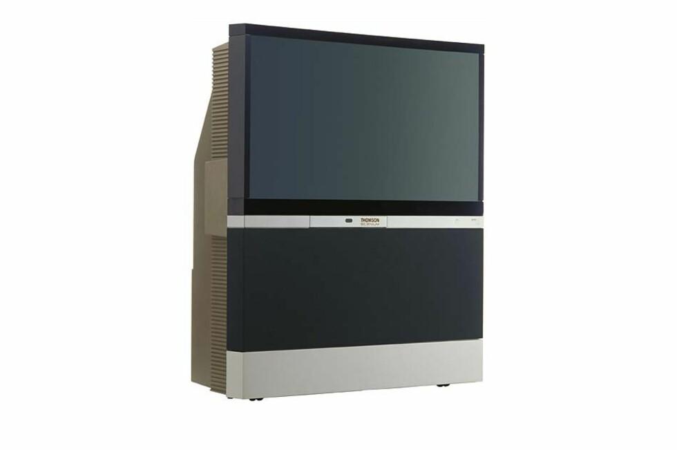 De billige gigant-TV'ene