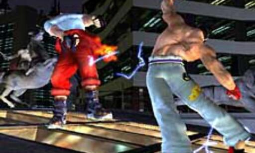 image: Tekken 4