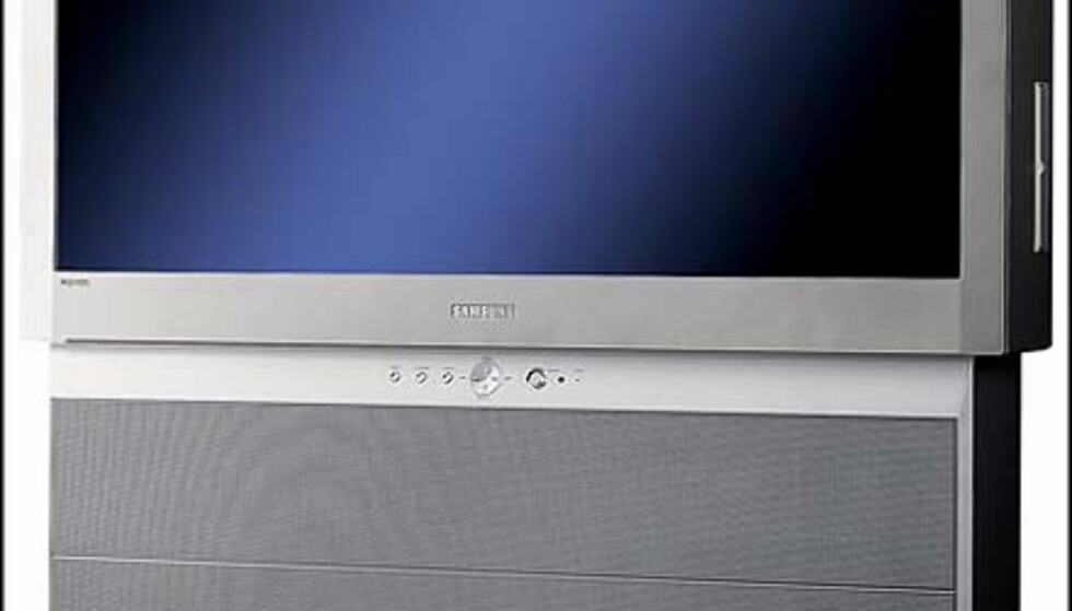Samsung 47 tommer -SP47W3HF 29.995 hos Elkjøp