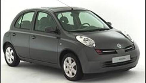 Ny Nissan Micra