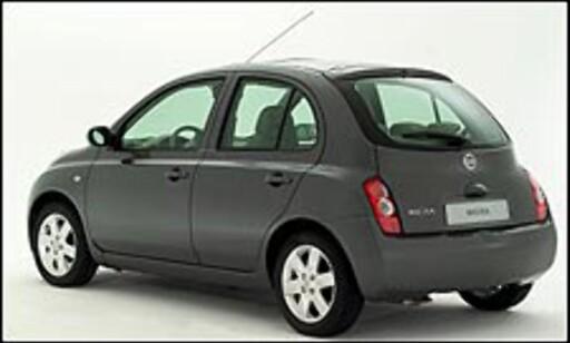 image: Ny Nissan Micra