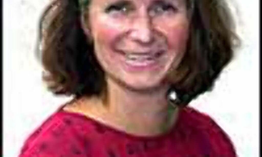 Informasjonssjef i Norwegian, Jonette Øyen.