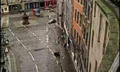 Romantiske Edinburgh har mye å by på både for den kulturelle og den ølglade sosiale. Foto: Jorge Tutor