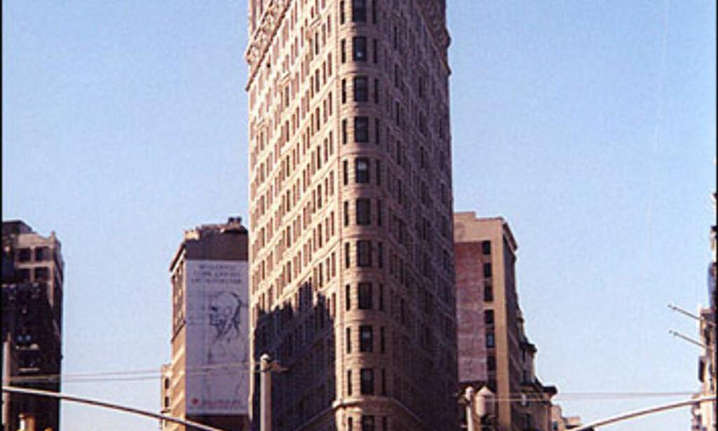 image: Kjappe snapshots fra NY