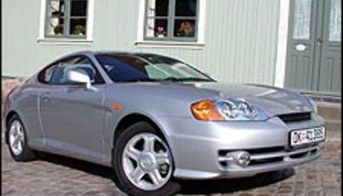 TEST: Hyundai Coupe 1.6