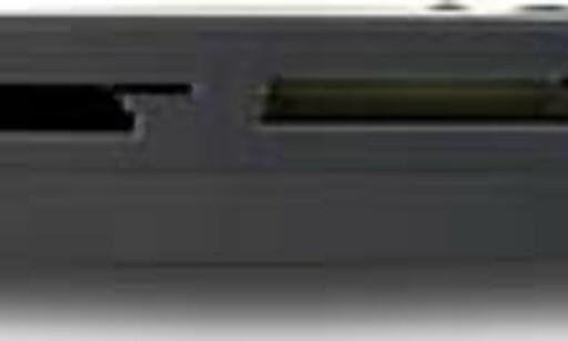 image: Kortleser med innebygd harddisk