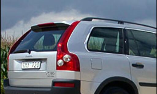 image: PRØVEKJØRT: Volvo XC90