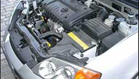 Motor og kjøregenskaper