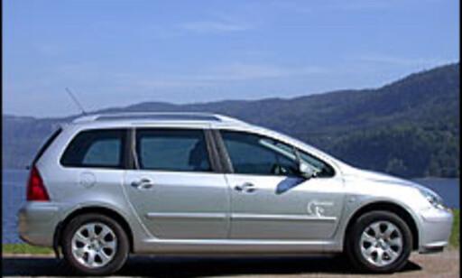 image: TEST: Peugeot 307 SW 1.6