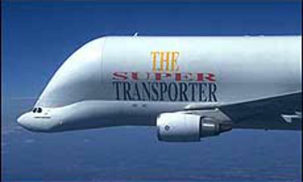 Hva brukes dette flyet til? Spørsmål og svar finner du i flytesten.