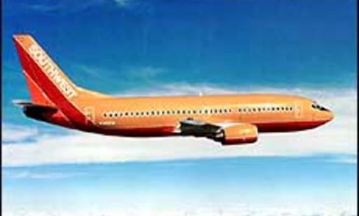 Southwest Airlines, et amerikansk lavprisselskap som er godt likt blant passasjerene.