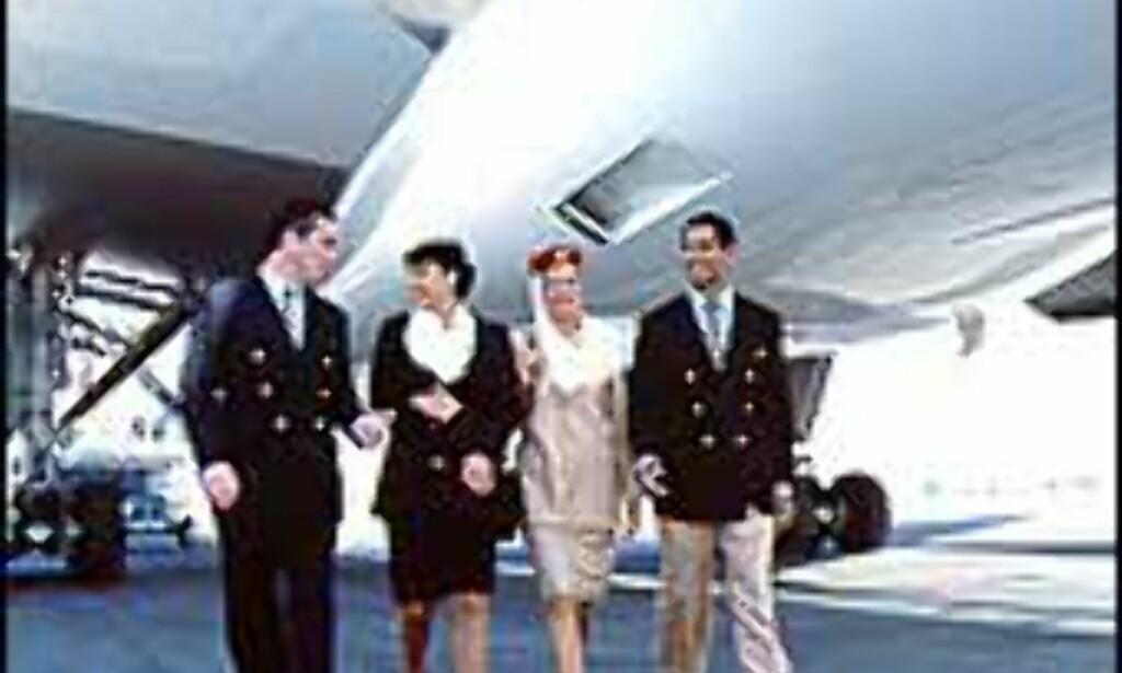 Emirates - flyselskapet vant kåringen i fjor, og gjentok bragden i år. <I>Foto: Emirates</I>