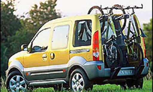 image: Kangoo pickup