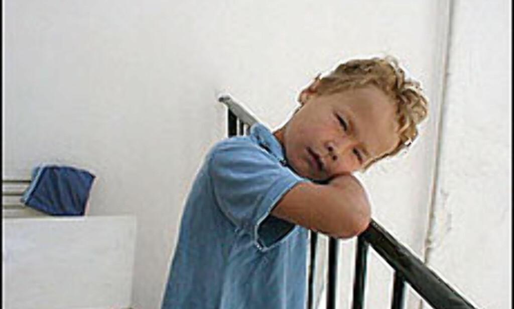 Hva er egentlig en barnevennlig ferie?<br /> ILLUSTRASJONSFOTO/Inga Holst