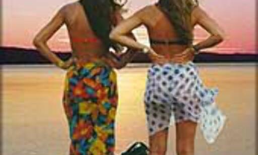 Jenter reiser gjerne på tur sammen, uten familie. Illustrasjonsbilde: Rune Olafsen Foto: Rune Olafsen