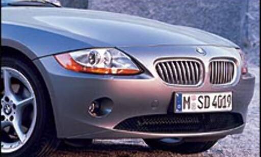 image: BMW Z3 blir Z4