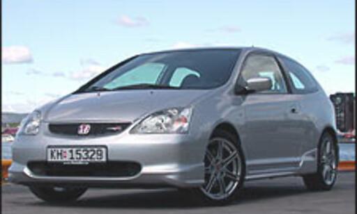 image: TEST: Honda Civic Type R