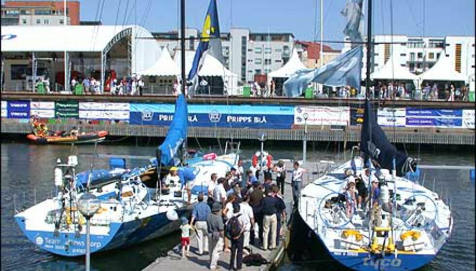 Volvo Ocean Race i bilder