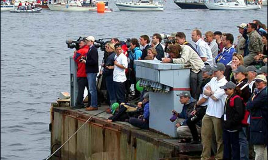 image: Volvo Ocean Race i bilder