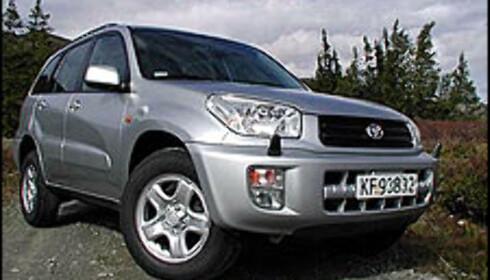 Deilig å kjøpe Toyota i Danmark