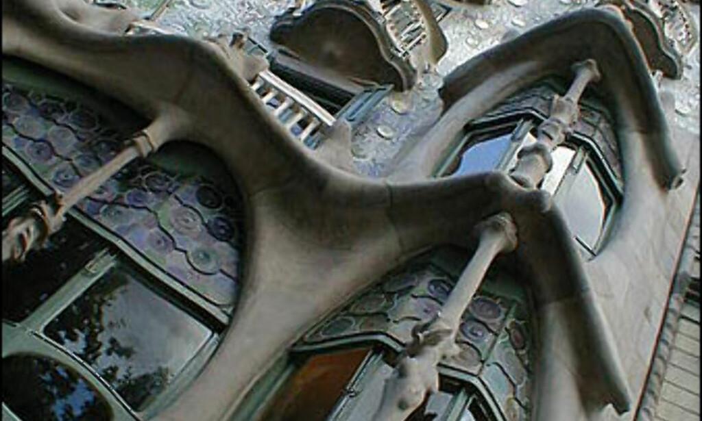 image: Gaudís Barcelona