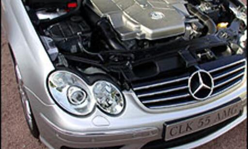 image: Mercedes CLK 55 AMG