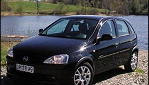 TEST: Opel Corsa Easytronic