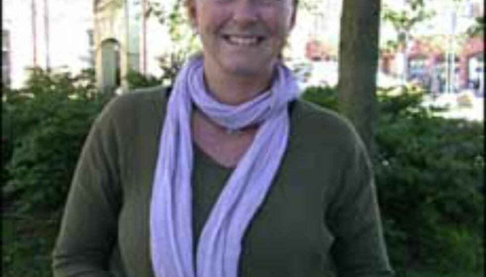 - Do as the locals, oppfordrer Solveig Busk Halvorsen. Foto: Inga Ragnhild Holst