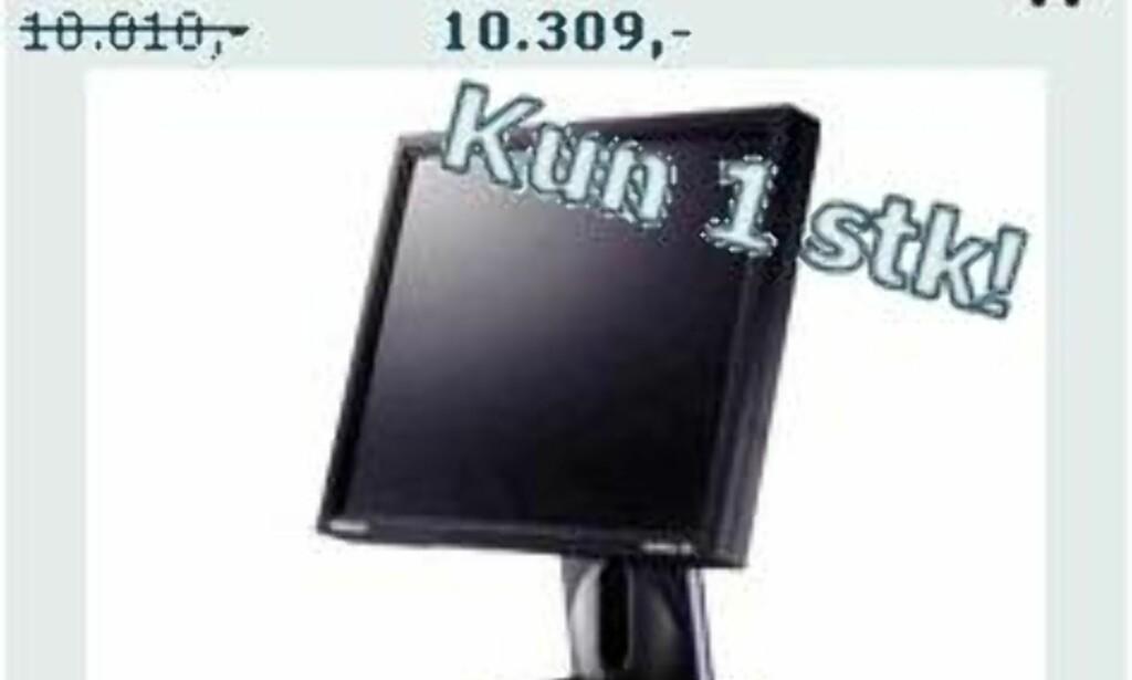 image: Knalltilbud fra IT-butikken
