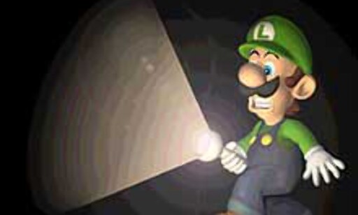 image: Luigi's Mansion