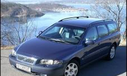 image: TEST: Volvo V70 D5