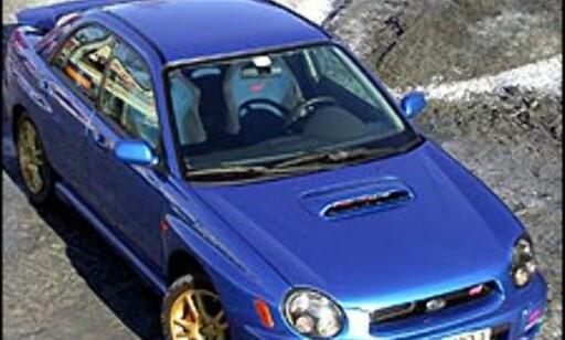 image: TEST: Subaru Impreza WRX STI