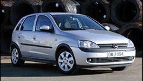TEST: Opel Corsa 1.8 GSi