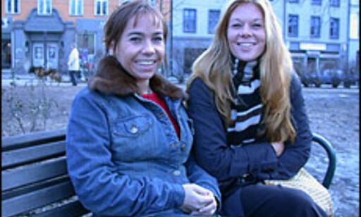 Trude Hauge og Turid Olsen tok fir fra jobben og reiste Mellom-Amerika rundt.