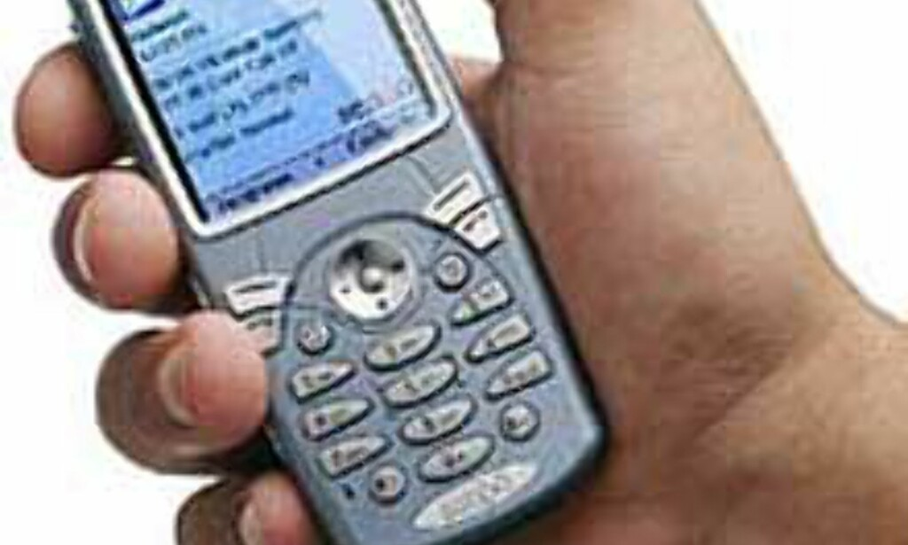 Slik kan en Smartphone-telefon se ut
