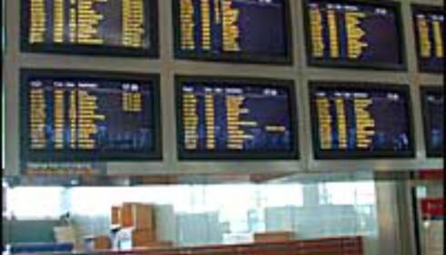 Du kan klage på flyselskapenes tjenester - blant annet forsinkelser.