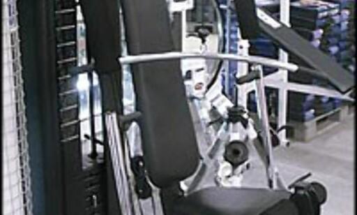 image: Bli muskelkonge hjemme