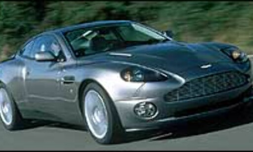 image: Aston Martin Vanquish