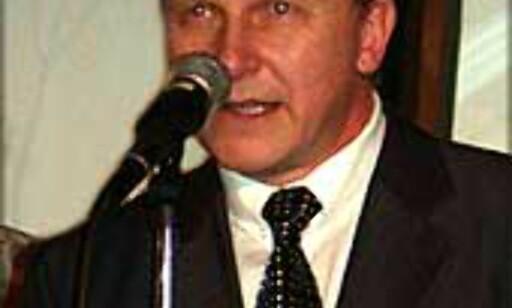 Administrerende direktør Alf-Reidar Fjeld, tok i mot prisen på vegne av Sandefjord Lufthavn Torp.