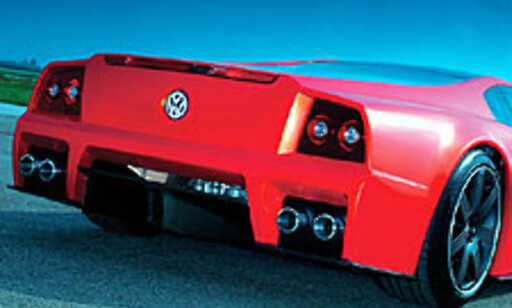 image: VW i over 350 km/t