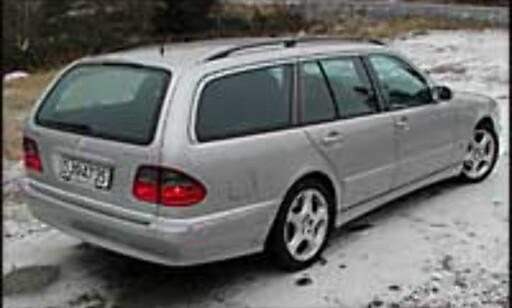 image: TEST: Mercedes-Benz E 200 TA+
