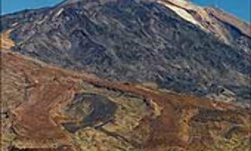 Spanias høyeste fjell, Teide, er av severdighetene du kan finne på Kanariøyene.