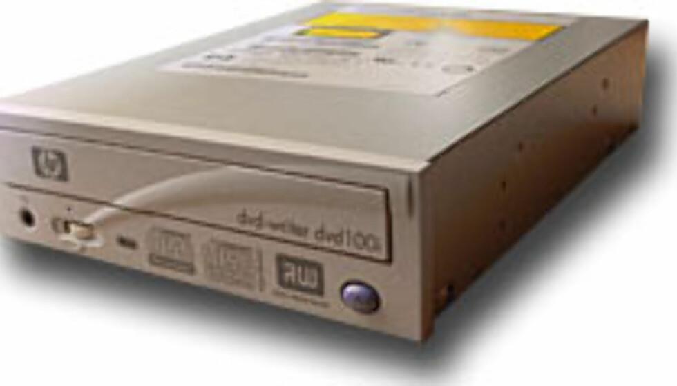 HP dwd-writer dvd 100j