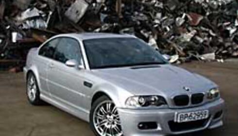 TEST: BMW M3