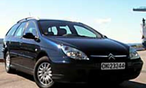image: TEST: Citroën C5 2.2 HDI SX