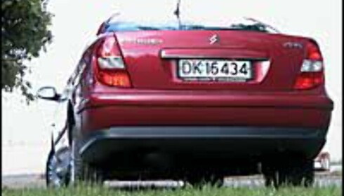 TEST: Citroën C5 2.0 SX