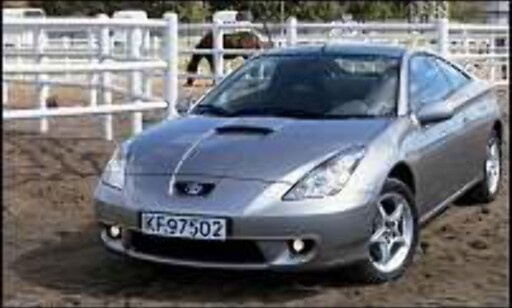 image: TEST: Toyota Celica T Sport