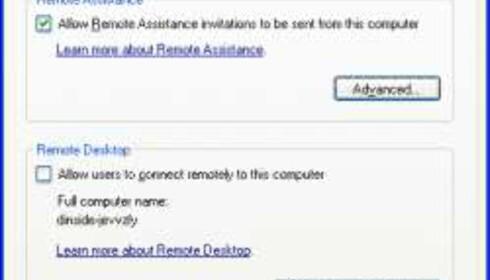 Fjernstyring av PCer i nettet er enhver administrators drøm...