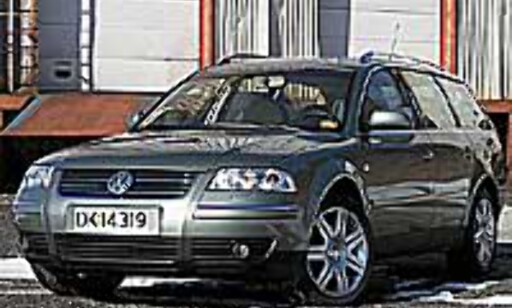 image: TEST: VW Passat 1.9 TDI 130 hk Highline stv.