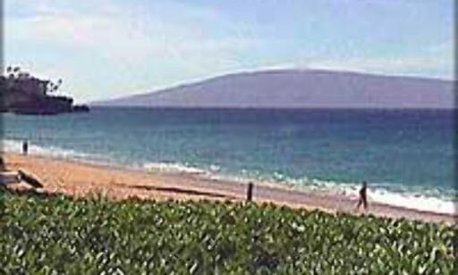 Sand og vann - øyas fremste attraksjoner.